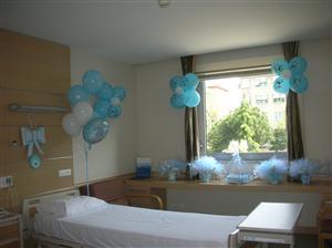 Bebek Odası Balon Süsleme