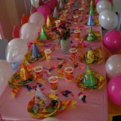 Doğum Günü Balon Süsleme