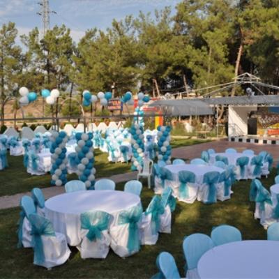 Düğün Balon Süsleme