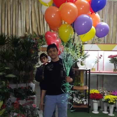 süpriz balonlar